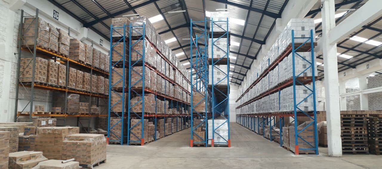 Heavy Duty Racking-C