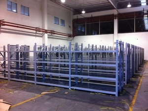 Regular storage racking-B