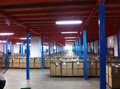 Mezzanine floor racking-A