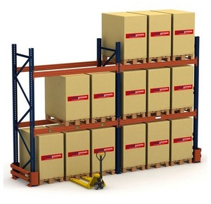 Heavy Duty Racking-E